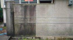 画像1: 門扉・外壁 高圧洗浄