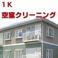 1K クリーニング (空室) マンションタイプ